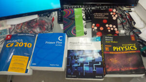 Software, Engineering & Technical Writing textbooks