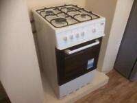 Gas cooker 500mm wide