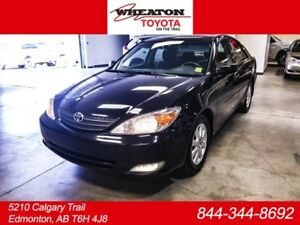 2004 Toyota Camry XLE, Sunroof, Alloy Rims, Power Windows, Power