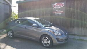 2014 Hyundai Elantra GL, Auto, Bluetooth, New TIRES, A/C
