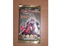 Duel Masters DM-02 Trading Cards Pack BNIB