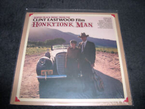 Honkytonk Man - Un film de Clint Eastwood (1982) LP Vinyl album