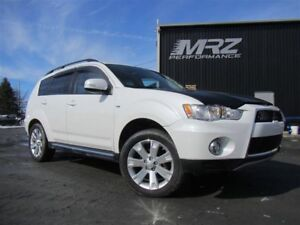 2013 Mitsubishi Outlander XLS V6 AWD - 7 passagers - Cuir - Toit