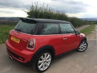 2007 MINI Cooper S 170bhp, good condition, loads of extras