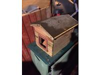 Small dog cat box would suit miniature jack or Cat ect free local delivery if required