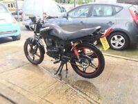 Sinnis max 2 125cc