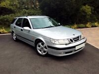 SAAB 9-5 95 TURBO 2.3 SE AUTOMATIC ESTATE, IMMACULATE CONDITION!! NEW MOT