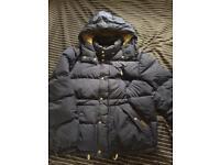 Genuine Ralph Lauren Down Quilted Coat Brand New