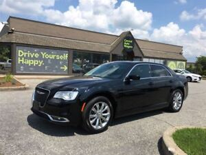 2016 Chrysler 300 LIMITED / NAVIGATION / AWD / SUNROOF / LEATHER