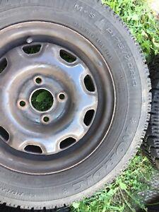 Winter Tires  NORDIC GOODYEAR P175/70/R13