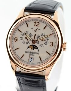 Wanted: calendar watch with a moonphase complication