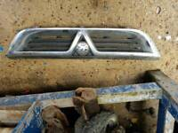 Vauxhall vectra b grill