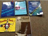 Oboe music for beginner