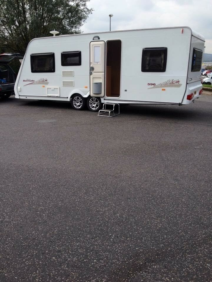 2010 Elddis Xplore 596 - 6 Birth - Sited in Somerset