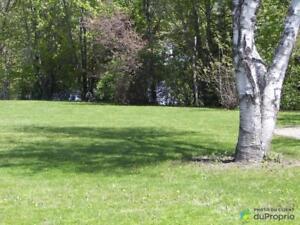 205 000$ - Terrain résidentiel à vendre à St-Hippolyte