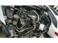 Ford Mondeo MK4 2.0 TDCI QXBA 140 BHP COMPLETE ENGINE