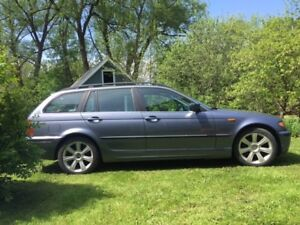 2003 BMW 3-Series Familiale station wagon