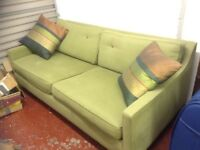 Sofa 'fancy nancy' from sofa workshop