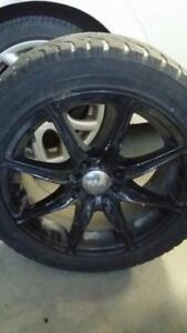 4 mag fast 55R16 / jantes