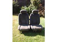 ESCORT MK.4 FRONT SEATS