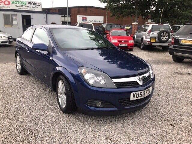 2008 Vauxhall Astra 1.4 i 16v SXi Sport Hatch 3dr 2 PREVIOUS OWNER + LONG MOT