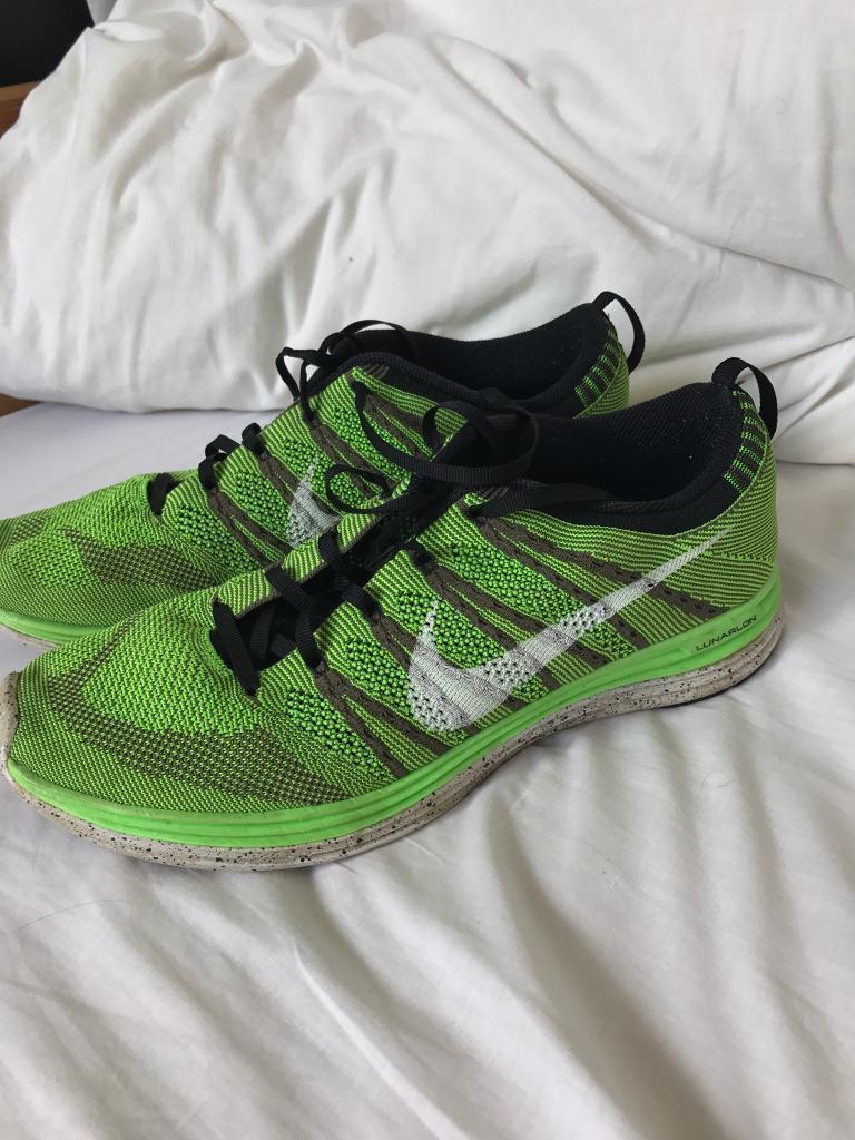 Nike Flyknit One Lunarlon Trainer