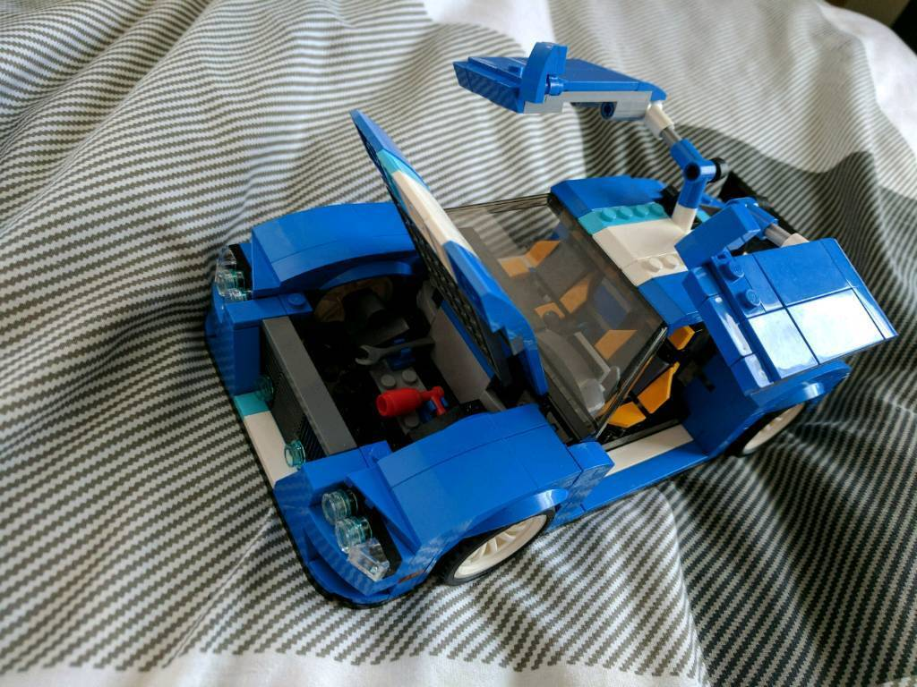 Lego Creator Turbo Track Racer In Peacehaven East Sussex