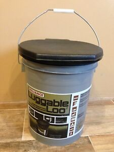 Luggable Loo (camping/boating)