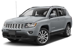 2017 Jeep Compass High Altitude -Demo