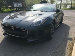 Jaguar F-Type S AWD coupe lease transfer