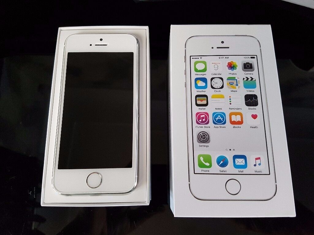 Iphone 5s White 16gb Unlocked90in West Derby, MerseysideGumtree - Iphone 5s White 16gb Unlocked ios 10.3.2 £90 Excellent condition No scratches at all, not even on the sides. This phone is in perfect working order and has had screen protectors back & front including a protective case. Comes with the original...