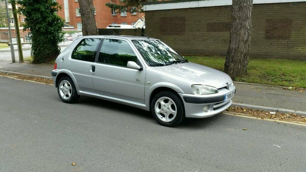 peugeot 106 quicksilver 12 months mot in bournemouth. Black Bedroom Furniture Sets. Home Design Ideas