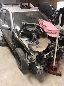 2002 VW Golf -- parts only