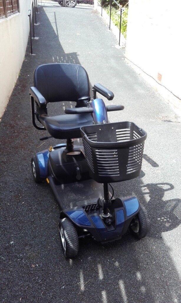 Go Go Elite Sport Mobility Scooter