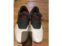 Boys Nike golf shoes size UK 7