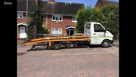 Vw lt35 recovery truck spares or repairs