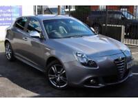 2014 64 ALFA ROMEO GIULIETTA 1.4 TB MULTIAIR EXCLUSIVE 5D 170 BHP