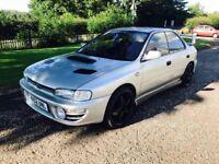 K reg Subaru wrx import only £1195