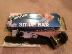 Kettler sit-up bar