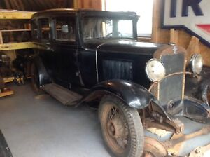 1931 Chevrolet Barn Find
