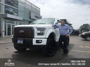2016 Ford F-150 Lariat WHAT A TRUCK!!