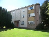 Well presented good size two bed unfurnished property in quiet development close to a tram station.