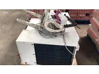Coldroom condensers