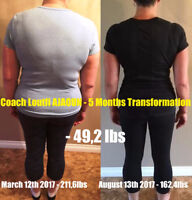 PRIVATE GYM + PRO TRAINER = RESULTS (eng/fr)