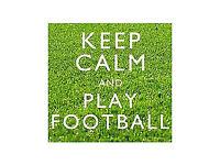 Thu night football - Players wanted