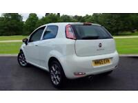 2016 Fiat Punto 1.2 Easy+ 3dr Manual Petrol Hatchback
