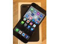 iPhone 7 Plus - Matte Black - 32GB - EE