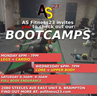 FItness Boot Camp [Circuit Style]