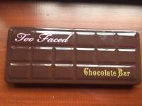 Genuine too faced chocolate bar palette