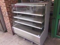 DISPLAY COMMERCIAL SERVEOVER CATERING CABINET MACHINE BAKERY KITCHEN RESTAURANT SHOP PATISSERIE